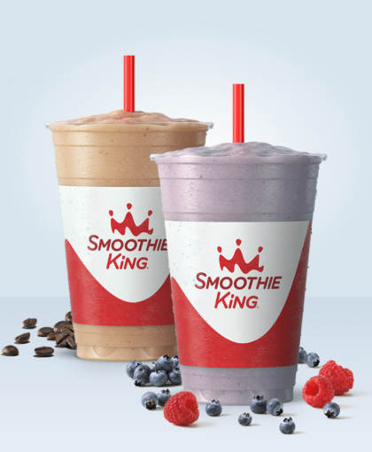 Rule the Day with Smoothie King | Smoothie King