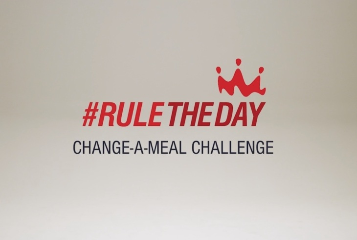 rule the day change-a-meal challenge title card